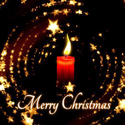Božićne svijeće za ugođaj